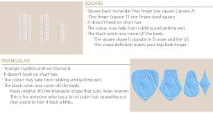 how to shape your pubic hair ravia patrich pubic hair style guide 1pc 4 types to choose