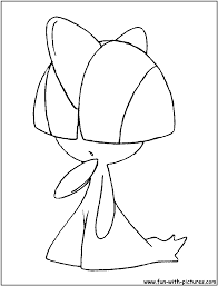 pokemon coloring pages gallade gallade coloring pages