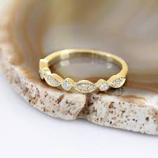 deco wedding band deco wedding band gold wedding band vintage wedding
