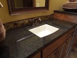 Bathroom Countertop Decorating Ideas Black Bathroom Countertop U2013 Creation Home
