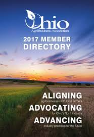 ohio agribusiness association 2017 member directory