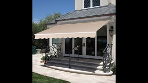 Build Awning Over Deck by How To Build Best Choice Products Patio Manual Patio Retractable