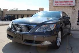 lexus in dallas fort worth area used lexus ls 460 for sale in fort worth tx edmunds