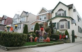 the neighborly guide to halloween yard decorations new home