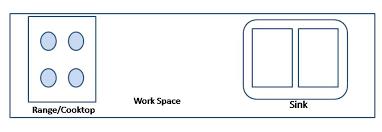 kitchen design plans with island design layout