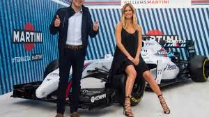 martini bar sign bar refaeli f1 williams martini racing terrazza parties youtube