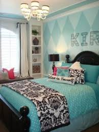 Architecture Lovely Blue And Walls Decors Teenage Bedroom