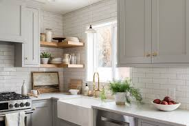 gray kitchen cabinet paint colors 8 great neutral cabinet colors for kitchens the grit and