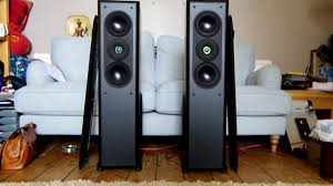 theater research home theater system ar acoustic research ar9 speakers floorstanding hi fi separate