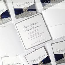 Navy Blue Wedding Invitations Navy Blue Wedding Invitations For Chloe U0026 Richard