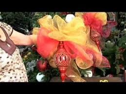How To Make A Decorative - best 25 mesh bows ideas on pinterest diy wrapping bows make a