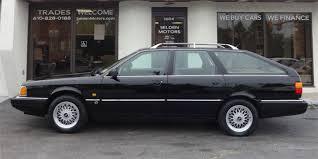 audi 200 avant find of the day unmolested 1991 audi 200 turbo quattro avant in