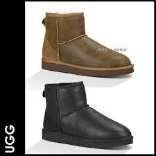 s ugg australia mini leather boots all items for ugg australia mens boots buyma