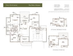 patio homes floor plans patio homes homewood at frederick
