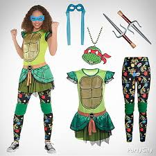 Halloween Costumes Girls Party Girls U0027 Tmnt Costume Idea Girls U0027 Halloween Costume Ideas
