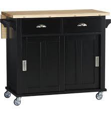 belmont black kitchen island vintage desk to rolling bar cart before and after