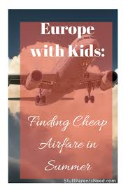 planning a european vacation how we scored cheap airfare to europe
