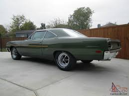 plymouth roadrunner 6 3l 550 miles since total restore