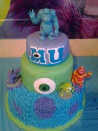monsters university cake ideas free education 365