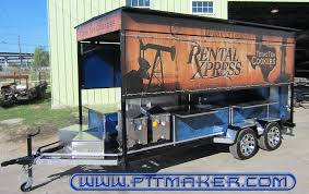 Camper Trailer Rentals Houston Tx Pitmaker In Houston Texas 800 299 9005 281 359 7487