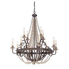 lights ceiling chandelier chandeliers crystal modern iron shabby