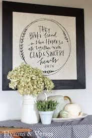 best 25 kitchen quotes ideas on pinterest kitchen wall sayings acts 2 46 framed tea towel grace gratitude pitcher and platter hymns kitchen quoteskitchen wordskitchen wall