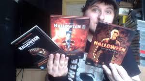 halloween halloween ii blu ray dvd steelbook u0027s youtube