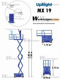 upright mx19 scissor lift wiring diagram upright free wiring