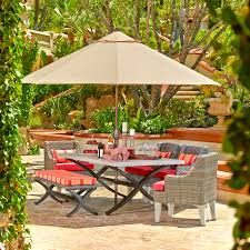 Oasis Outdoor Patio Furniture by Outdoor Oasis Lighting U0026 Decor Mag
