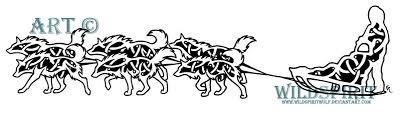american eskimo dog tattoo eskimo explore eskimo on deviantart