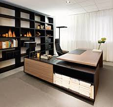 Modular Desks Home Office Home Office Designs 3 Black Brown L Shaped Desk 30