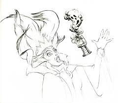 walt disney characters images walt disney sketches queen