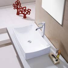 kes bathroom sink vessel sink porcelain 25