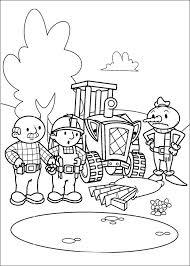 bob builder coloring pages 75 bob builder kids