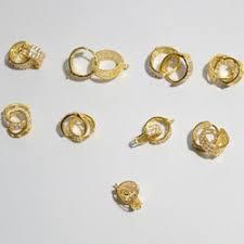 trendy gold earrings trendy gold earring at rs 2500 pair sone ki baliyan arts n