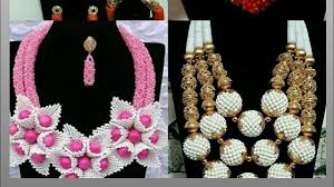 beaded necklace styles images Latest nigerian bead jewelry styles designs jpg