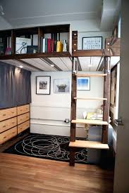Diy Loft Bed With Stairs Plans by Loft Bed With Dresser Elements Loft Bed With 3 Drawer Dresser