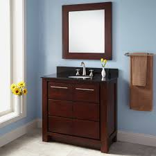bathroom cabinet simple dark oak bathroom cabinet design ideas