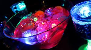 Photo Cubes Centerpieces by Glowing Drink Recipes U2013 Activedark Com U2013 Glowing Ideas