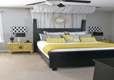Grey Yellow And Black Bedroom by Archive By Bedroom Home Design Ideas And Inspiration