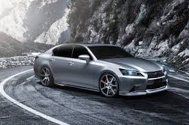 a supercharged lexus gs 350 f sport by vip auto salon inc will