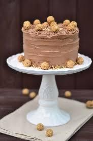 rezept fã r hochzeitstorte selbstgemacht die besten 25 nougat torte ideen auf nougat rezept