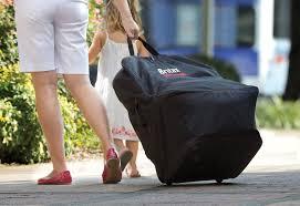 Britax car seat travel bag baby zone