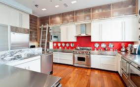 elegant red kitchen roller blinds tags red kitchens wall mounted