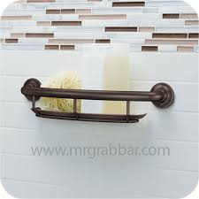 designer grab bars for bathrooms grab bar with integrated shelf moen lr2356dowb