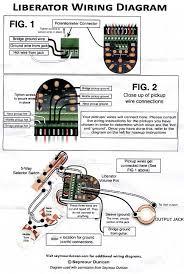 liberator volume pot wiring diagram