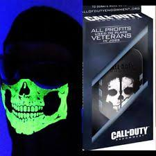 Call Duty Ghost Halloween Costume Call Duty Ghost Mask Ebay