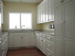 U Shaped Kitchen Designs For Small Kitchens Small Kitchens With White Cabinets U Shaped Kitchen Design Ideas