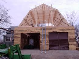prefab roof trusses for shed roofing decoration