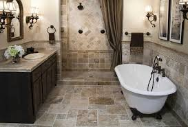 charming small bathroom design ideas having sunny orange wall